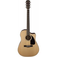 Fender CD100CE Nat Acoustic-Electric Guitar