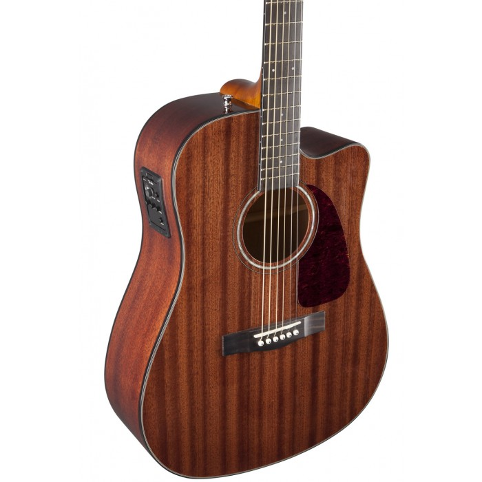 Jual Fender CD140SCE All Mahogany Acoustic Electric Guitar