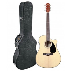 Jual Fender CD60CE Acoustic Electric Guitar FREE Original