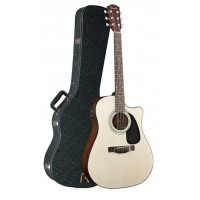 Fender CF-60CE Folk Acoustic-Electric Guitar FREE Original Hardcase