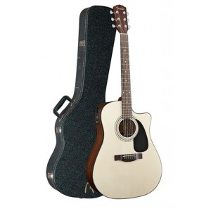 Fender CF60CE Folk Acoustic-Electric Guitar FREE Original Hardcase