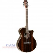 Tanglewood DBT DLX SFCE EB Electro Acoustic Guitar