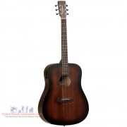 Tanglewood TWCR DE Crossroads Electro Acoustic, Whiskey Burst
