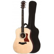 Taylor 210e DLX Dreadnought Acoustic-Electric Guitar w/ Hardcase