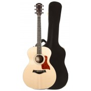 Taylor 214e DLX Dreadnought Acoustic-Electric Guitar w/ Hardcase