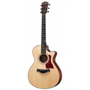 Taylor 312CE Grand Concert Cutaway Acoustic-Electric Guitar
