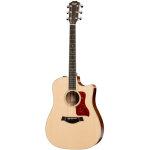Taylor 510ce Dreadnought Cutaway Acoustic-Electric Guitar