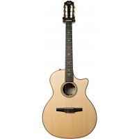 Taylor 714ce-N Grand Auditorium Nylon String Acoustic-Electric Guitar