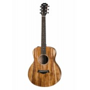 Taylor GS Mini-E Koa Acoustic-Electric Guitar Natural w/Bag