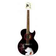 Washburn PS11E Paul Stanley Acoustic-Electric Guitar