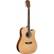 Washburn WD10CENS Acoustic Electric Guitar