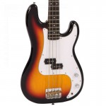 Vintage V4SB Sunburst Electric Bass