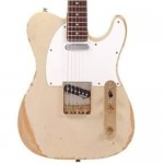 Vintage V62MRAB Icon Electric Guitar Ash Blonde