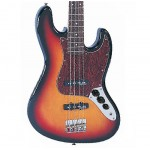 Vintage VJ74SSB Sunset Sunburst Electric Bass