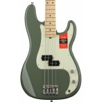 Fender American Professional Precision Bass, Antique Olive w/ Maple Fingerboard