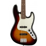 Fender Player Jazz Bass PF, 3 Tone Sunburst