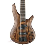 Ibanez SR655-ABS Electric Bass in Antique Brown Stained