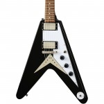 Epiphone Flying V Electric Guitar, Ebony
