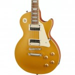 Epiphone Les Paul Classic Worn Metallic Gold Electric Guitar