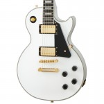 Epiphone Les Paul Custom Alpine White Electric Guitar