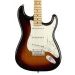Fender Player Stratocaster Electric Guitar, Maple FB, 3 Tone Sunburst