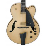 Ibanez AFC95-NTF Contemporary Archtop Series HollowBody Electric Guitar (NTF & VLM)