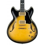 Ibanez AS200-VYS Artstar Prestige Series HollowBody Electric Guitar - Vintage Yellow Sunburst