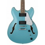 Ibanez AS63-MTB Artcore Vibrante Semi-Hollow Electric Guitar (MTB-SFG-TLO)