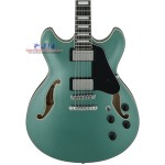 Ibanez AS73-OLM Artcore Series Hollow-Body Electric Guitar - Olive Metallic