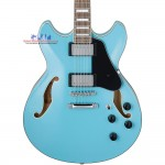 Ibanez AS7312-MTB Artcore 12-String Mint Blue
