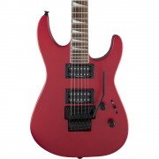 Jackson X Series Soloist SLX Electric Guitar, Rosewood FB, Satin Red Pearl