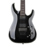 Schecter Hellraiser C-1 FR-S - Gloss Black Electric Guitar