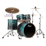 Pearl Export EXA725SP/C 5-piece Limited Edition Emerald Fade Eucalyptus