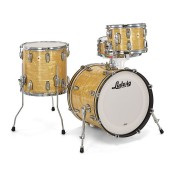 Ludwig Classic Maple Jazzette Kit Outfit Champagne Sparkle