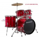 Ludwig Accent Drive 5-piece Drum Set (with Cymbals)