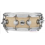 DW DR-SO-0514SSC NAT Collector's Series Snare Drum - Natural Satin Oil