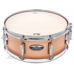 "Pearl MUS1455M 14""x5.5"" Modern Utility Snare Drum (Matte Natural-Satin Black-Ice Blue Oyster)"