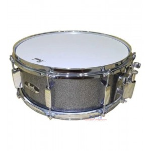Pearl RS1455S/C Snare Drum (Grindstone-Lime Grn-Jet Bk-Wine Red-Charcoal Met-Bronze Met)