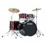 Tama Stagestar 5 Piece Drum Kit - Free Cymbal