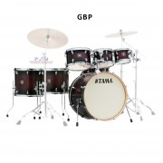 Tama Superstar Classic 7-piece Lacquer Finishes Shell Pack