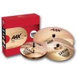 Sabian AAX Performance Cymbal Set