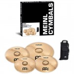Meinl Classics Custom Matched Cymbal Set, CC14161820M