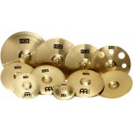 "Meinl HCS-SCS1 Cymbals Ultimate Cymbal Box Set with Free 16"" Trash Crash"