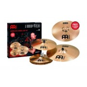 Meinl MCS+MCS18MC Pack
