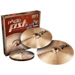 Paiste PST 5 Universal Cymbal Set + Medium Crash 18""