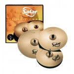 Sabian Solar Cymbal Performance Set