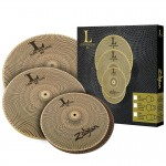 Zildjian L80 Low Volume LV468 Cymbal Box Set