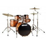 Ddrum DT22 Satin Tobacco
