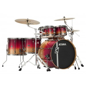 TAMA Superstar Hyperdrive Maple ML62HZBSG 6-piece FBF