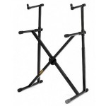 Hercules KS210B Keyboard Stand Double X